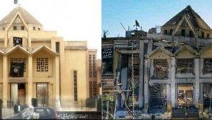 Tahrip Edilen Kiliselerin Fotoğrafları Yayımlandı