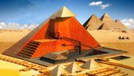 Gize'nin Büyük Piramidi'nde Gizemli Bir 'Boşluk' Keşfedildi