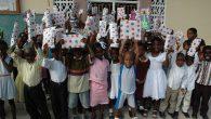 Haitili Çocukların Noel Hediye Kutuları!