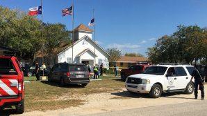 Teksas'da Kiliseye Saldırı: 27 Ölü !