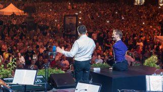 400 bin Ukraynalı, Vaizin İman Davetine Cevap Verdi