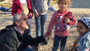 Adana Protestan Kiliseleri Yardım Dağıtmaya Devam Ediyor