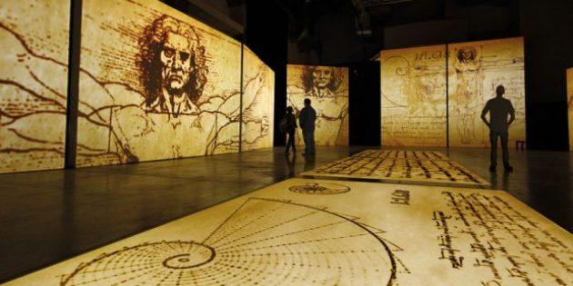Dünyanın en büyük Leonardo Da Vinci sergisi İstanbul'da açılıyor