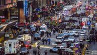 New York'un En Büyük Otobüs Terminalinde Patlama