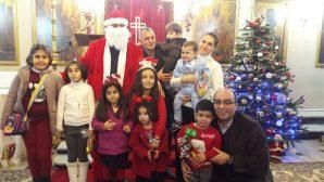 İskenderunlu Çocuklara Noel Baba Sürprizi!