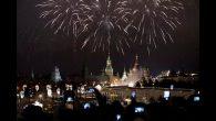 Dünya, Sıkı Güvenlik Önlemleri ve Soğuk Havaya Rağmen 2018'e Büyük Kutlamalarla Girdi!
