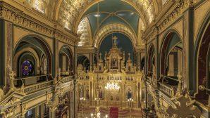 Sveti Stefan Bulgar Ortodoks Kilisesi Törenle Açıldı