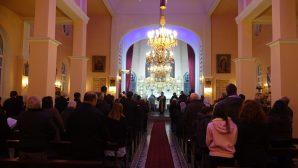 Kadıköy Surp Levon Ermeni Katolik Kilisesi'nde Birlik Dua Haftası İçin Bir Araya Gelindi