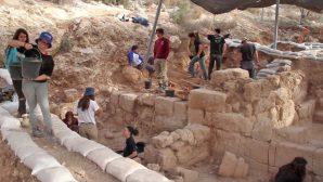 İsrail'de Bizans Manastırı'na Rastlandı