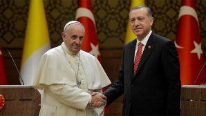 Cumhurbaşkanı Erdoğan, Vatikan'a Gidiyor