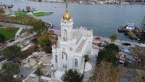 Demir Kilise, Sveti Stefan Kilisesi Pazar Günü Açılıyor