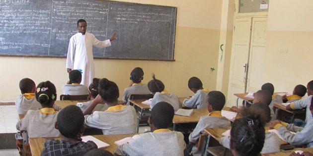 Eritre'deki Hristiyanların Sosyal Yaşamları Kısıtlanıyor