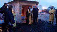 İzlanda'da Ortodoks Kilisesi'ne Ait İlk Şapelde Ayin Yapıldı