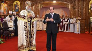 Mısır Başkanı Sisi'den Kıptilere Katedral Müjdesi