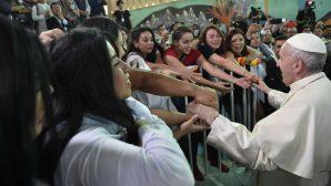 Papa Françesko, Şili'de Kadın Cezaevi'ni Ziyaret Etti