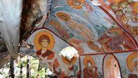 Sümela Manastırı'nda 'Ölüm ve Yaşam' Tasviri Taşıyan Freskler Bulundu