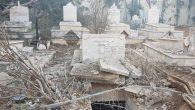 Suriye'de Hristiyan Mezarları Talan Edildi