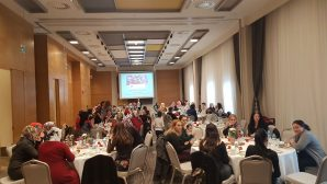 The Protestant Church of Diyarbakır Women Celebrated the March 8th