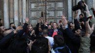 Filistinli Hristiyanlar Vergilendirme Kararına Karşı Bir Araya Geldi