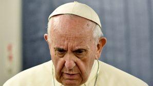 Papa Françesko'dan Fuhuş Özrü!