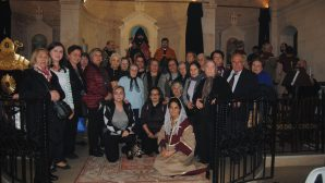 The Armenian faithful from various cities of Turkey came together in Iskenderun
