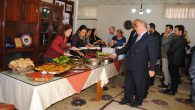 A Fasting Meal is Organized Before Easter in Iskenderun