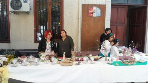 'Easter Bazaar' in the Cathedral of Iskenderun