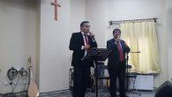 Mesih'in Dirilişi Diyarbakır'da Kutlandı