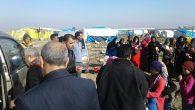 Adana Kurtuluş Kilisesi'nin Merhamet Hizmetleri Hız Kesmeden Devam Ediyor