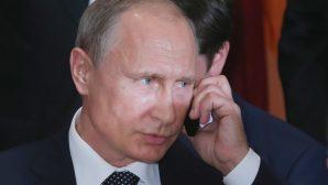 Putin, Ekümenik Patrik I. Bartholomeos'la Telefon Görüşmesi Gerçekleştirdi