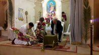 İskenderun Karasun Manuk Ermeni Kilisesinde 'Meryem Ananın Gözyaşı' Çorbası!