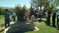 Victims of the Zirve Publishing House Massacre are commemorated at their tombs