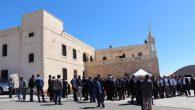 Batman'da Aziz Aho Manastırı Tekrar İbadete Açıldı