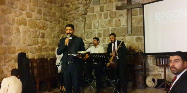 Mardin'de Diriliş Bayramı Coşkusu