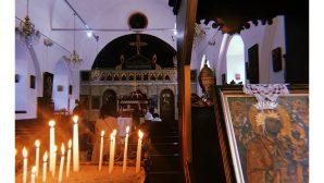 Holy Week in Mersin Greek Orthodox Church
