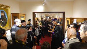 Ermeni Katolik Kilisesi'ne Ait Müze Açılış Töreni ve Kutsaması Yapıldı