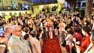 Antakyalı Ortodoks'lardan Şölen Havasında 'Paskalya' Kutlaması