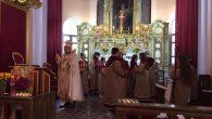 Paskalya Bayramı Ermeni Katolik Kiliseleri'nde Kutlandı