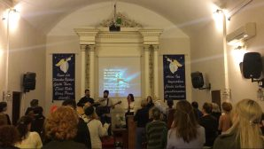 The Protestant Churches in Turkey Celebrated Easter