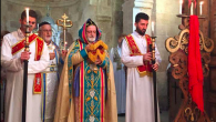 Syriac Orthodox Christians Celebrated Easter