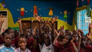 Uganda'nın Sağır Çocukları İçin Katolik Okulu Açıldı