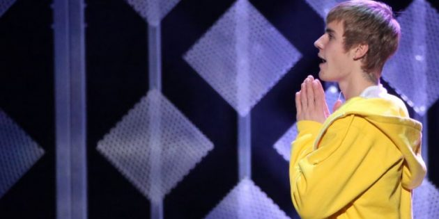 Justin Bieber, Instagram Takipçilerini Teşvik Ediyor