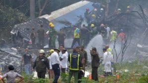 Küba'da Düşen Uçakta Pastörler ve Eşleri Vardı