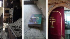 Darülaceze'de Kimsesiz Bir Kilise ve İncil