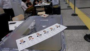 27. Dönem TBMM Seçimleri Tamamlandı