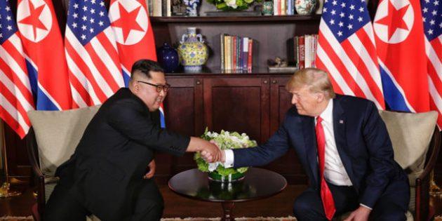 Katolik Kilisesi ABD-Kuzey Kore Zirvesi İçin Umutlu