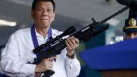 Filipinler Devlet Başkanı Duterte İnananları Öfkelendiren Yorumlarına Devam Etti!