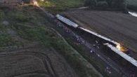 Tekirdağ Çorlu'da Tren Kazası