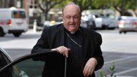 Papa Françesko, Başepiskopos Philip Wilson'ın İstifasını Kabul Etti