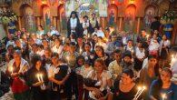 Yıllar Sonra İlk Kez 20 Çocuk Vaftiz Oldu